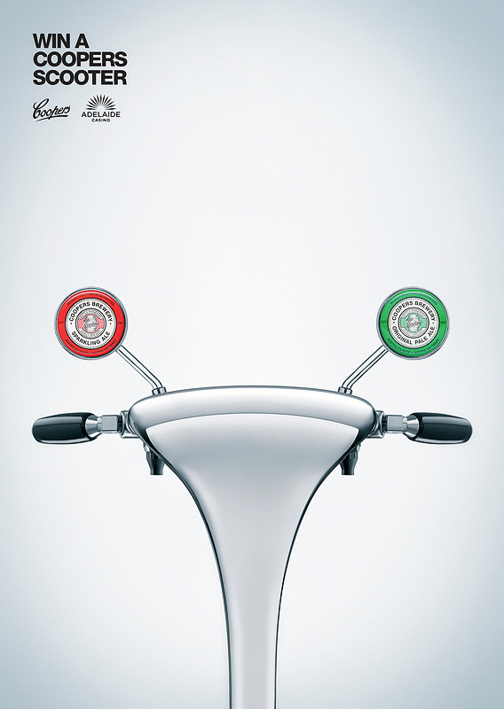 Win a Coopers Scooter