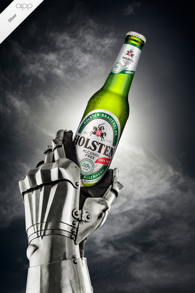 Holsten Beer Bottle